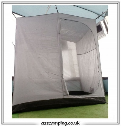 Sunncamp Galaxy Tall Annexe Inner Tent Bedroom
